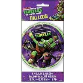 Foil Balloon - Teenage Mutant Turtles - 18''