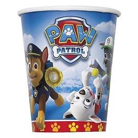 Cups-Paw Patrol-Paper (8pk)