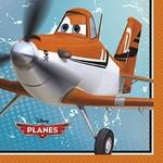 Napkins-BEV-Disney Planes-16pk-2ply - Final Sale