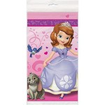 Table Cover-Sofia The 1st-Plastic-54'' x 84'' - Discontinued