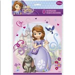 Loot Bags-Sofia the First-8pk