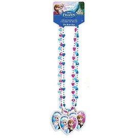 Bead Necklace-Frozen