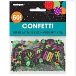 Confetti-60th Birthday Cheer-0.5oz