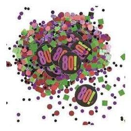 Confetti-Bday Cheer 80!-0.5oz