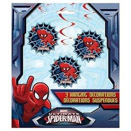 Danglers-Ultimate Spider-Man-3pk