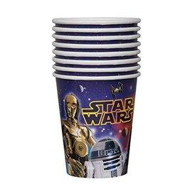 Cups-Star Wars-Paper-8pk-9oz