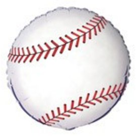 Foil Balloon - Baseball - 18''