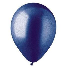Balloons-Latex-Sapphire Blue-12''-8pk