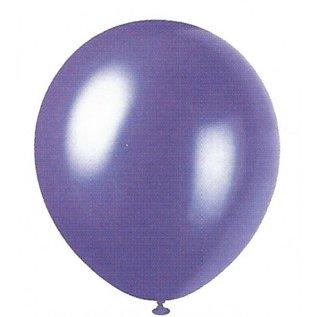 Balloons-Latex-Concord Purple Pearlized-12''-8pk