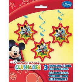 Danglars-Mickey Mouse Clubhouse-3pk