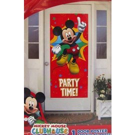 Door Poster-Mickey Mouse Clubhouse