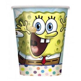 Cups-SpongeBob-Paper-8pk - Discontinued