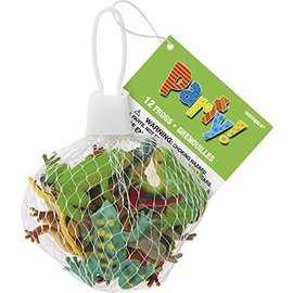 Party Favors-Frogs-Rubber-12pk/1.25''