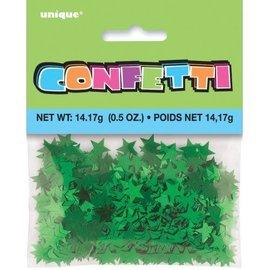 Confetti- Green Stars- 14g