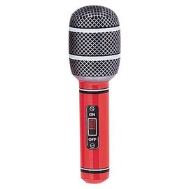 Inflatable Microphone-10.5''