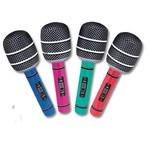 "Inflatable Microphones (30"") 1 PCS"