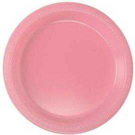 Plates-DN-Pretty Pink-20pkg-Plastic