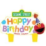 Candles-Sesame St Set