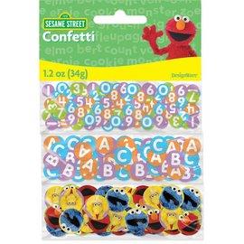 Confetti-Sesame St