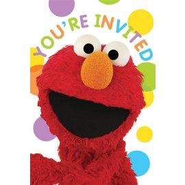 Invites-Sesame St