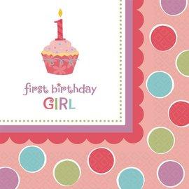 Napkins-Bev-Cupcake Girl