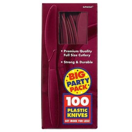 Knives-Premium-Berry-Box/100pkg-Plastic