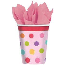 Cups-Sweet Stuff-Paper-9oz-8pk