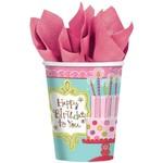 Cups-Sweet Stuff-Paper-9oz-8pk- Final Sale