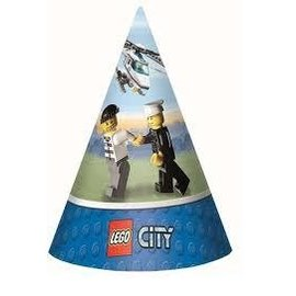 Hats-LEGO city-Paper-8pk