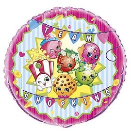Foil Balloon - Shopkins - 18""