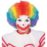 Wig - Clown - Child
