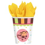 Cups-Fisher Price Baby-Paper-9oz-8pk