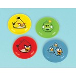 Flying Disc-Angry Birds-4''