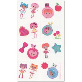 Tattoos-Lala Loopsy-16pk (Discontinued)