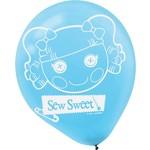 Balloons-Latex-Lala Loopsy-6pk (Discontinued)