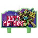 Candles-Ninja Turtles-4pk