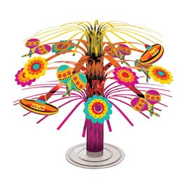 Cascade Centerpiece- Mexican Fiesta -7.5''