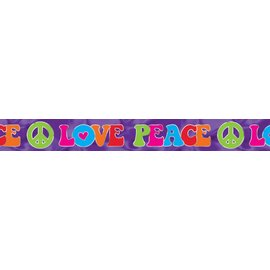 Banner- Classic 60's Groovy-Foil-25ft