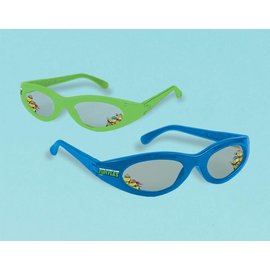 Glasses-Ninja Turtles-6pk