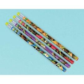 Pencils-Ninja Turtles-12pk
