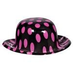 Mini Hats- Polka Dots-Classic 50's-Plastic