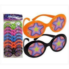 Glasses-70's Disco-10Pk