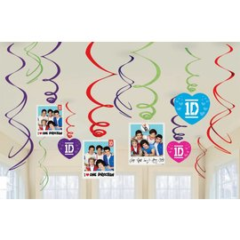 Danglers-One Direction-6pk