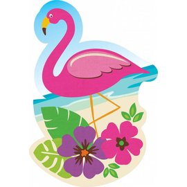 Cutouts- Tiki Party -Summer Luau-30pk
