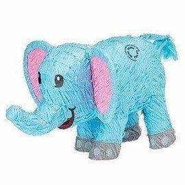 Pinata - Blue Elephant - 20'' - 1pc
