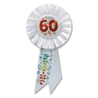 "Award Ribbon-60 and Sensational-1pkg-6.5"""