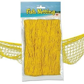 Fish Netting-Yellow-1pkg-12ft