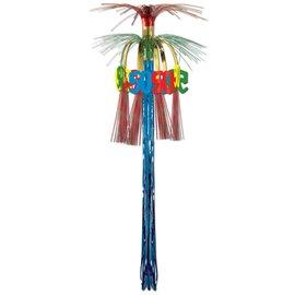 "Hanging Column-Foil Cascade-50th Celebration-1pkg-36"""