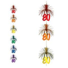 Firework Stringer-Cascade-80th Celebration-1pkg-7ft