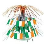 "Centerpiece-Mini Cascade-Irish Flag-1pkg-7.5"""